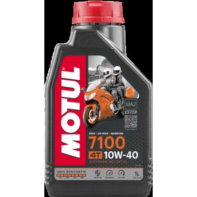 Масло моторное Motul 7100 4T 10W40 1л