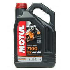 Масло моторное Motul 7100 4T 10W40 4л