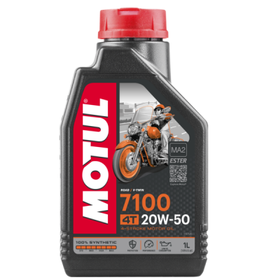Масло моторное Motul 7100 4T 20W50 1л