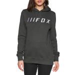 Толстовка женская Fox Downshift Pullover Fleece Black Vintage XS