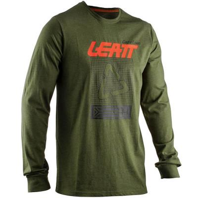 Футболка лонгслив Leatt Mesh Shirt, оригинал, размер  M