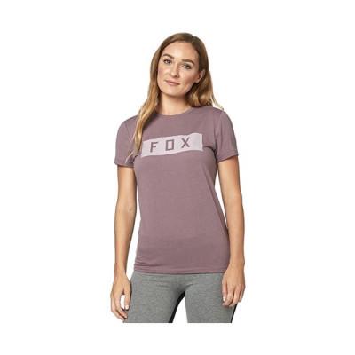 Футболка женская Fox Solo SS Tee Purple, оригинал, размер  S