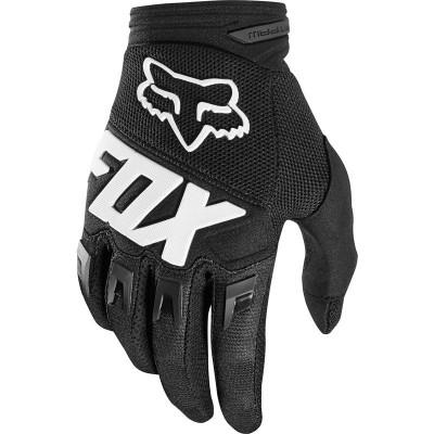 Мотоперчатки подростковые Fox 2020 Dirtpaw Race Youth Glove Black YM