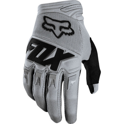 Перчатки подростковые Fox 2020 Dirtpaw Race Youth Glove Grey YM