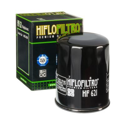 Фильтр масляный Hiflo HF621 Arctic Cat ATV/UTV