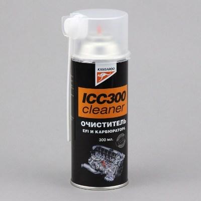 Очиститель карбюратора Kangaroo ICC300 EFI&carb Cleaner 0,3л