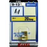 Предохранители Koito 20A мини, 3 шт.