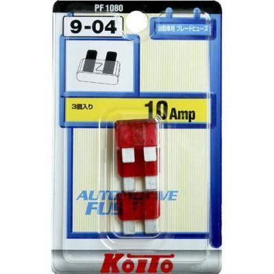 Предохранители Koito 10A, 1шт.