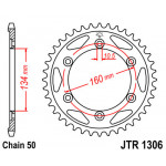Звезда JT задняя JTR1306.42 CBR929/954RR CBR1000RR 06-16 #530