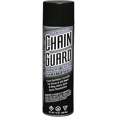Смазка цепи Maxima Clear Synthetic Chain Guard Large 0.395л