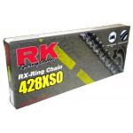 Цепь RK 428XSO 140 звеьев, 200cc