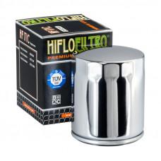Фильтр масляный Hiflo HF171C H-D хром