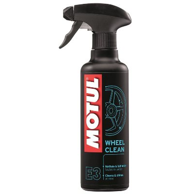 Очиститель Motul E3 Wheel Clean 0.4л