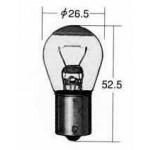 Лампа Koito 12V 21W (ECE) S25 P21W