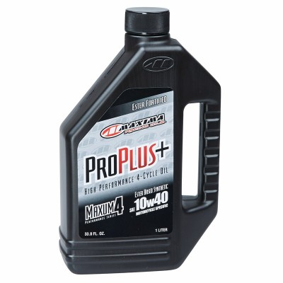 Масло моторное Maxima Pro Plus Synthetic 10w40 4Т 1л.
