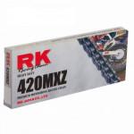 Цепь RK 420MXZ 120 звеньев, без сальников, до 150cc