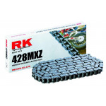 Цепь RK 428MXZ 140 звеньев , без сальников , до 200cc