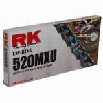 Цепь RK 520MXU 120 звеньев, до 500сс CL