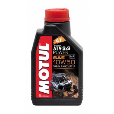 Масло моторное Motul ATV-SxS 4T 10W50 1л