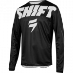 Джерси детская Shift White York Youth Jersey Black S