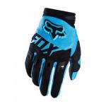 Перчатки подростковые Fox Dirtpaw Race Aqua XS