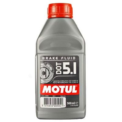 Жидкость тормозная Motul  DOT5.1 Brake Fluid -272C 0.5л