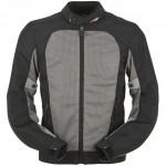 Куртка текстильная Furygan Genesis Mistral Evo черная/серая XL