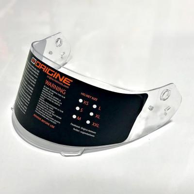Стекло для шлема Origine GT прозрачное