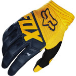 Перчатки Fox 2019 Dirtpaw Glove Navy/Yellow M