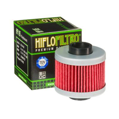 Фильтр масляный Hiflo HF185 Aprilia