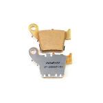 Колодки тормозные Nissin 2P-286ST-MX (MCB730, 886CM44, FA346)