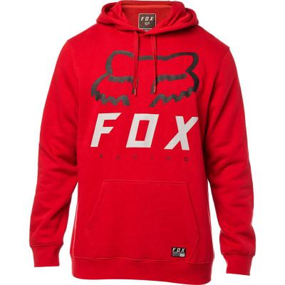 Толстовка Fox Heritage Forger Po Fleece Cardinal, оригинал, размер M
