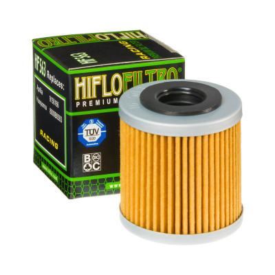 Фильтр масляный Hiflo HF563