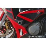 Слайдеры Crazy Iron H CBR600RR -'06