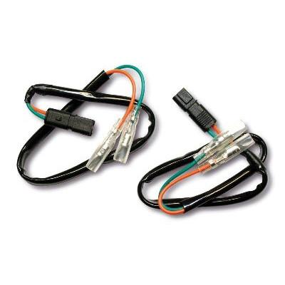 Кабель-адаптер для подключения универсальных поворотников BMW