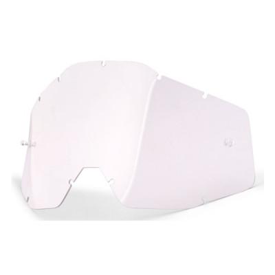 Линза для детских очков 100% Accuri/Strata JR Anti-Fog Clear
