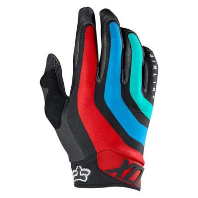Мотоперчатки Fox Airline Seca Glove Grey/Red M