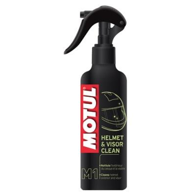 Очиститель Motul M1 Helmet & Visor Clean 0.25л