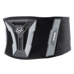 Защитный пояс Fox Turbo черно-серый