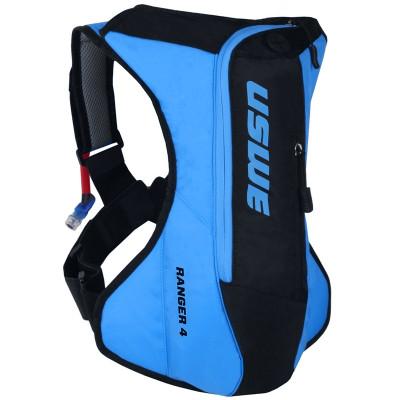 Рюкзак-поилка USWE Ranger 4 сине-черный (2,5л.)