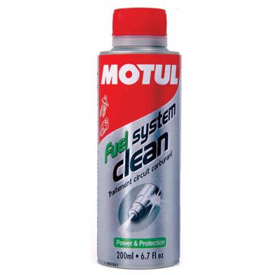 Очиститель топливной системы Motul Fuel System Clean Moto 0.2л