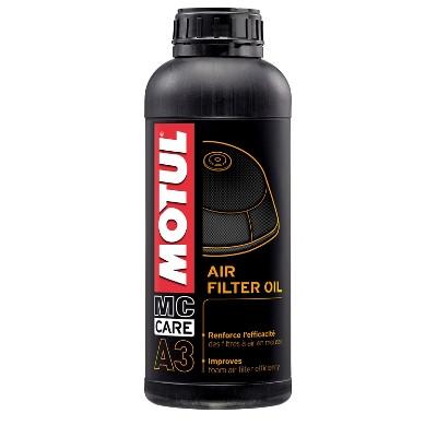 Масло для воздушного фильтра Motul A3 Air Filter Oil 1л