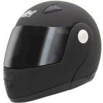 Шлем модуляр M2R Mod FF черный глянцевый XL