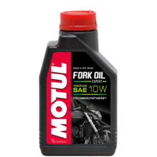Масло вилочное Motul  Fork Oil Expert Medium 10W 1л