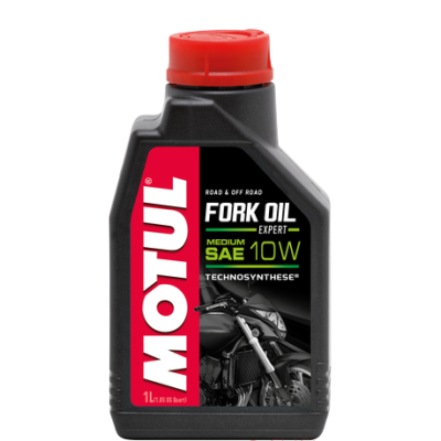 Масло вилочное Motul  Fork Oil Expert Medium 10W 1л