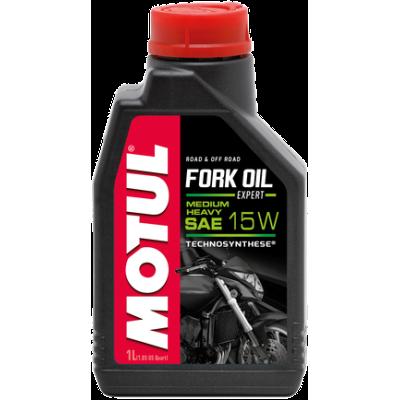 Масло вилочное Motul  Fork Oil Expert medium/heavy 15W 1л