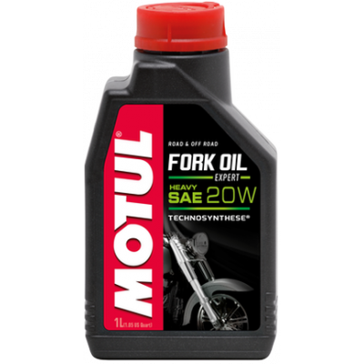 Масло вилочное Motul  Fork Oil Expert heavy 20W 1л